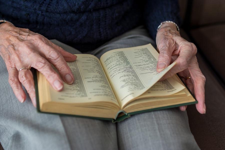 monitoring osoby starszej