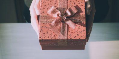 prezent dla mamy