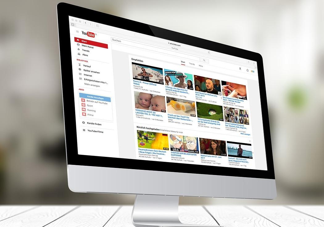kanały na youtube