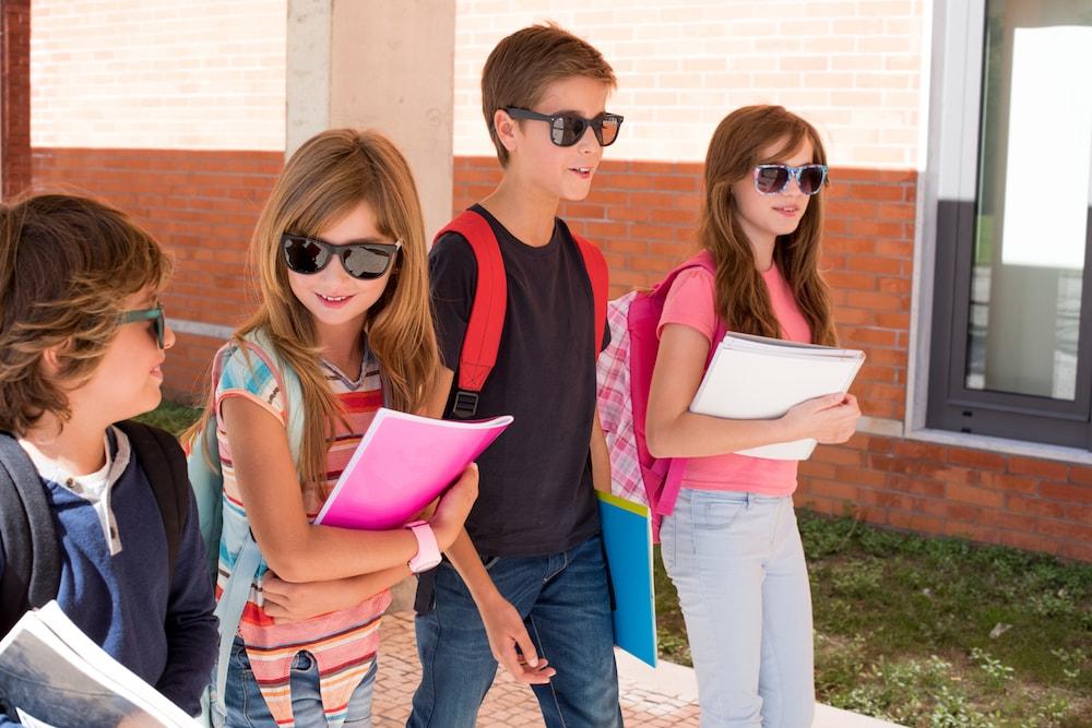 Plecak szkolny dla nastolatka