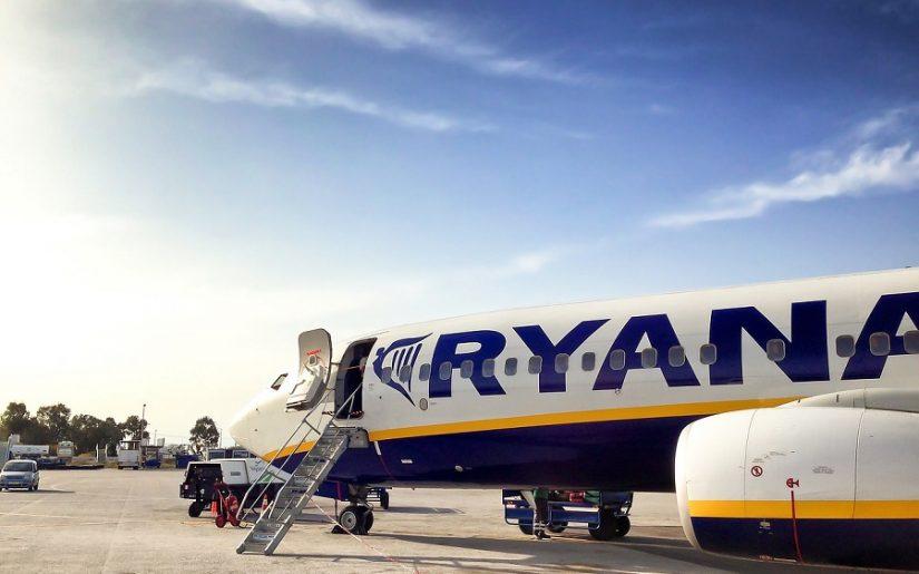 Torba podróżna Ryanair