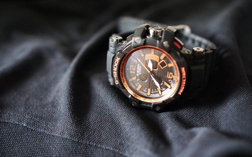 Casio zegarki